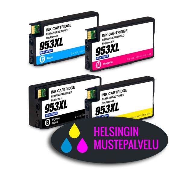 HP 3HZ52AE 953XL multipack | Helsingin Mustepalvelu