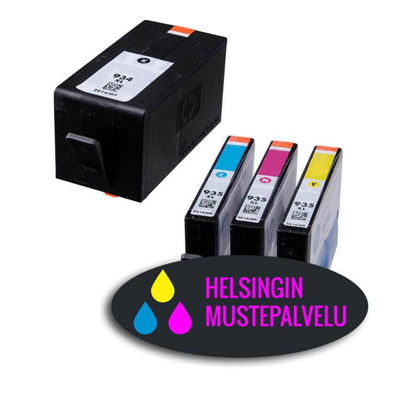 HP 934XL 935XL multipack | Helsingin Mustepalvelu