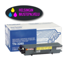 Mustekasetti Brother TN-3280 (TN3280) | Helsingin Mustepalvelu