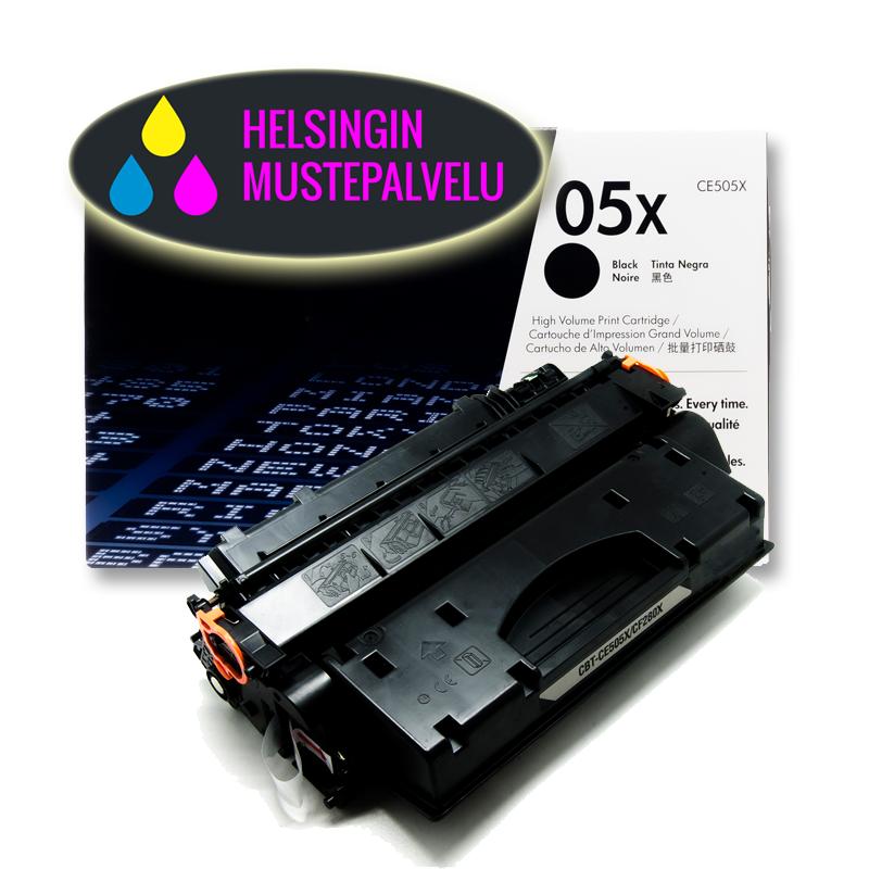 HP CE505X   Helsingin Mustepalvelu