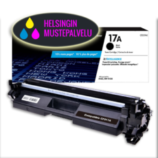 HP CF217A (HP 17A) | Helsingin Mustepalvelu
