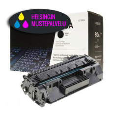 HP CF280A (HP 80A) | Helsingin Mustepalvelu