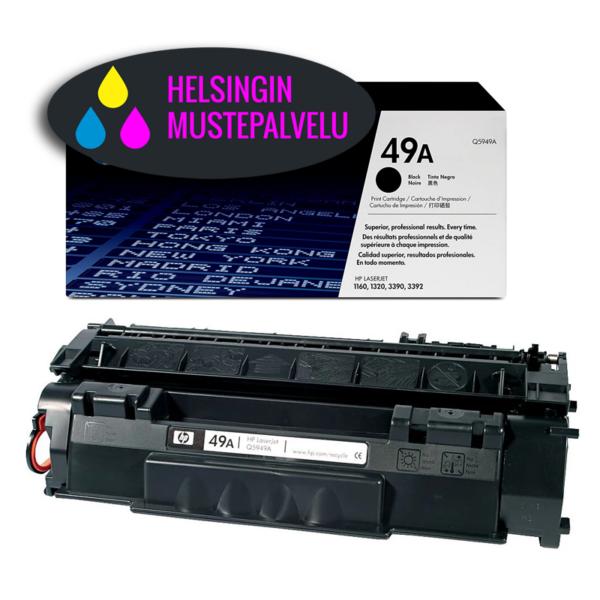 HP Q5949A (HP 49A) | Helsingin Mustepalvelu