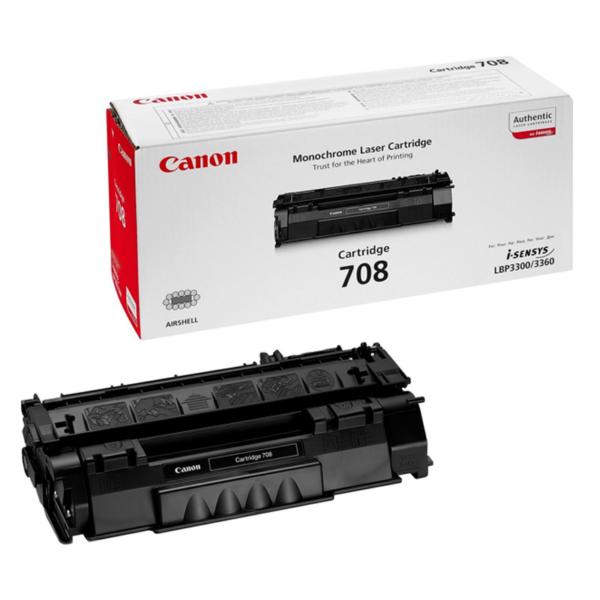 Canon 0266 B002 (708) laser mustekasetti   Helsingin Mustepalvelu