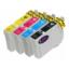 EPSON T1285 multipack sisältää T1281, T1282, T1283, T1284 | Helsingin Mustepalvelu