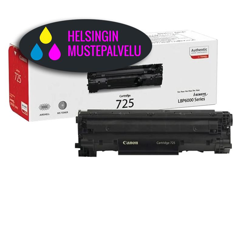 Canon 725 (3484B002)   Helsingin Mustepalvelu