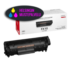 Canon FX10 | Helsingin Mustepalvelu