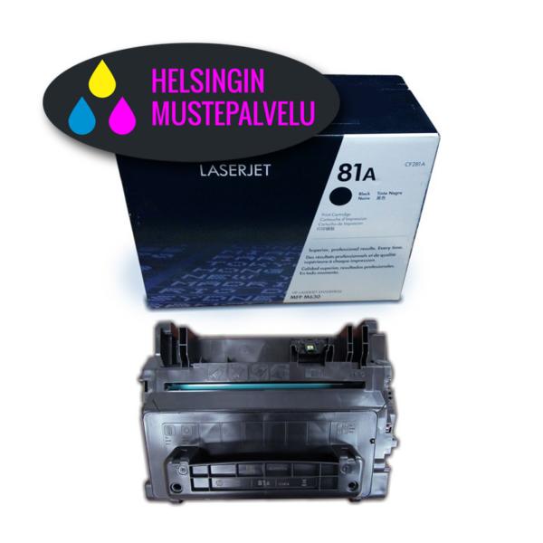 HP CF281A mustekasetti | Helsingin Mustepalvelu