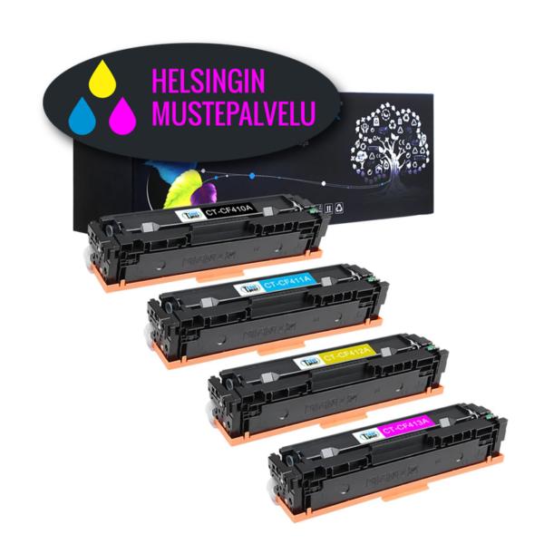 HP CF410A-CF413A | Helsingin Mustepalvelu