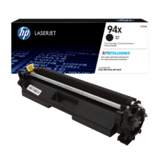 Musta värikasetti HP CF294X (HP 94X) | Helsingin Mustepalvelu