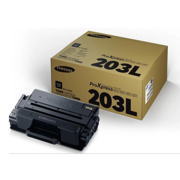 Samsung MLT-D203L musta värikasetti | Helsingin Mustepalvelu
